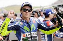 Valentino Rossi takes pole for Spanish GP