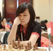 VN female team rank ninth in Chess Olympiad