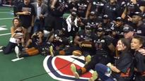 Rattlers roll into ArenaBowl after blowout
