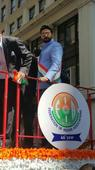 Abhishek Bachchan joins 36th India Day Parade in New York