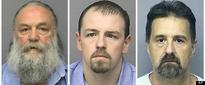Allen M. Hurst, Scott A. Gilbert, Escaped Kansas Inmates, Charged With Attempted Kidnapping, 12 Felonies