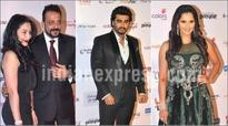 Celebs walk the red carpet at Miss India beauty pageant