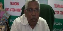 TJAC chief sore over TRS govt not observing Jayashankar vardhanti officially