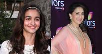 Madhuri Dixit to play Alia Bhatt's mom in Karan Johar's 'Shiddat'?