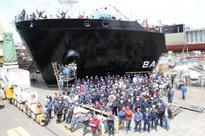 NASSCO Hands Over Fourth ECO Tanker to APT