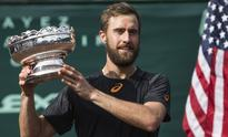 Tennis roundup: Teen Marketa Vondrousova, Borna Coric win 1st titles; Steve Johnson downs Thomaz Bellucci
