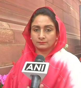 Harsimrat Kaur: Why are such things said only for women?