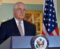 Tillerson's speech a significant policy statement on ties with US: India