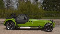 Caterham Thinking On Building A New Seven Sports Cars This 2017
