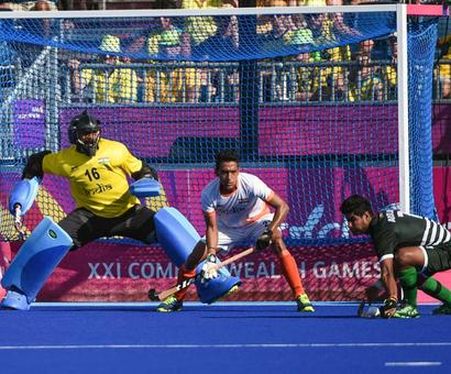 I didn't recognise my team today, says disappointed hockey coach