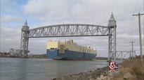 Cape Cod bridges inspected after one clipped by pole on cruise ship