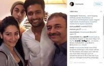 Is Vicky Kaushal a part of Ranbir-Raju Hirani's Sanjay Dutt biopic?