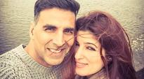 Akshay Kumar's perfect getaway with wife Twinkle Khanna, see pic