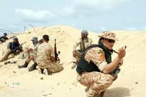 Libyan government forces repel IS counterattack in Sirte