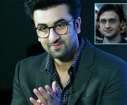 Will Ranbir Kapoor make a good Harry Potter? VOTE!