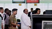 End of the line? Karnan finally gets arrested & taken to Kolkata to serve his sentence