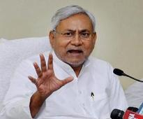 JD(U) picks 'vikas purush' Nitish Kumar as party president