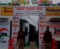 UP polls: Voting on Alapur seat underway