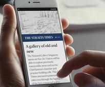 Facebook Instant Articles Come to Asia
