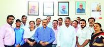 Jitendra accuses Kejriwal of holding back MCD funds