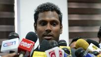 Mathews urges Sri Lankan batsmen to give bowlers 'a fair chance' against Proteas