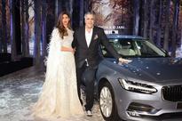 Abu Jani and Sandeep Khosla association with Volvo S90