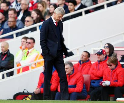 Wenger focused on team amid reports board split on his future