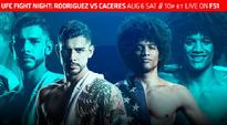 SLC Punch: UFC Fight Night 92 Predictions And Live Discussion