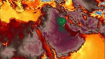 Kuwait sizzles in 129-degree heat, setting all-time eastern hemisphere record