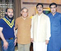 Meeting: Shahbaz, Gillani agree on democracy