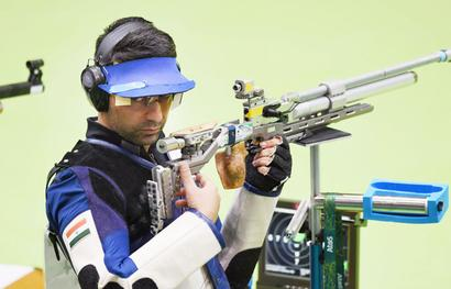 Olympian Bindra reveals he suffered from neurological condition in 2014