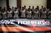 Malaysia says Myanmar violence against Muslim Rohingya 'ethnic cleansing'
