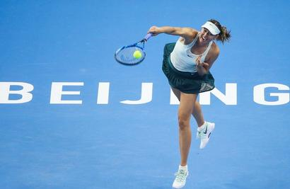 Tennis roundup: Sharapova takes revenge, Garcia wins Wuhan title
