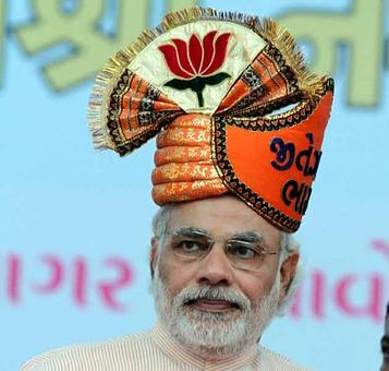 BJP hopes to echo UP victory in Gujarat with early polls