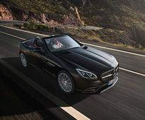 Mercedes SLC 43 AMG Roadster Launch Date Revealed