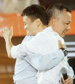 Now it's time to enjoy life, says Jack Ma