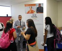 Students & Public Come out for Northwestern College's 2013 Career Fair in Chicago's Jefferson Park