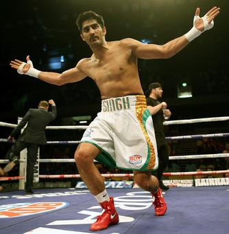 Vijender set to face Commonwealth champion Fielding