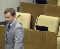 Exiled former Russian MP shot dead in Kiev
