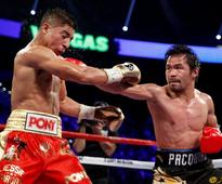 After win over Vargas, is Pacquiao getting ready for Mayweather rematch?