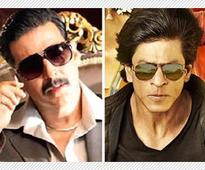 Akshay Shah Rukh to break Salmans Eid record of ETT