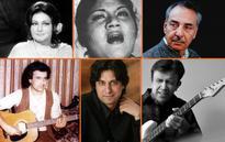 Defending Pakistan through Immortal Songs