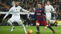 Ramos congratulates 'deserving winners' Barcelona