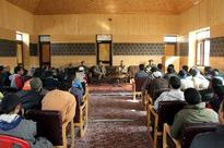 J&K police organised counselling session for stone pelters in Baramulla