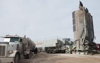 Halliburton beats profit forecast but warns on market weakness overseas