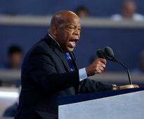 Trump accuses civil rights leader Lewis of lying on inauguration