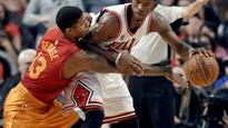 Butler's Tip-in Gives Bulls 102-100 OT Win Over Pacers