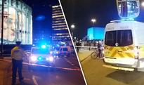 BREAKING: Waterloo Bridge and Victoria Embankment CLOSED after WW2 bomb found in Thames