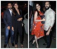 Shilpa Shetty Throws a Star-studded Surprise Birthday Bash for Hubby Raj