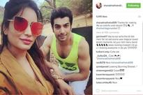 Who's this girl in Ssharad Malhotra's life?
